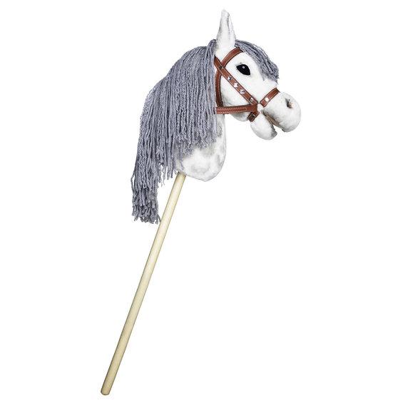 *** Local Caption *** , höjd 83 cm. Gör din egen käpphäst av denna fina stomme med käpp av trä och hästhuvud i mjuk plysch. I vårt sortiment finns allt som behövs för att måla och dekorera så att din häst blir unik. Färdigt träns, se 107647-48. -